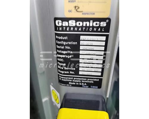 昆山Gasonics PEP3510 resist asher